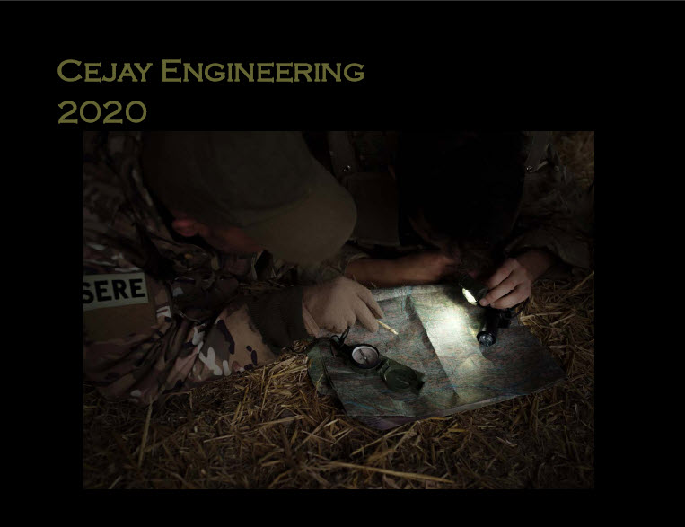 Cejay Engineering Product Catalog - 2020