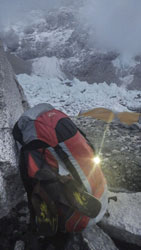 Photo submitted by James Horscroft Xtreme Everest 2 Research Scientist