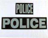 "Police IR Reflective Markers 3"" x 5"" (12 Pack)"