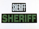 "Sheriff IR Reflective Markers 3"" x 5"" (12 Pack)"
